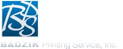 Badzik Printing Service, Inc.