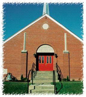 Speers United Methodist Church