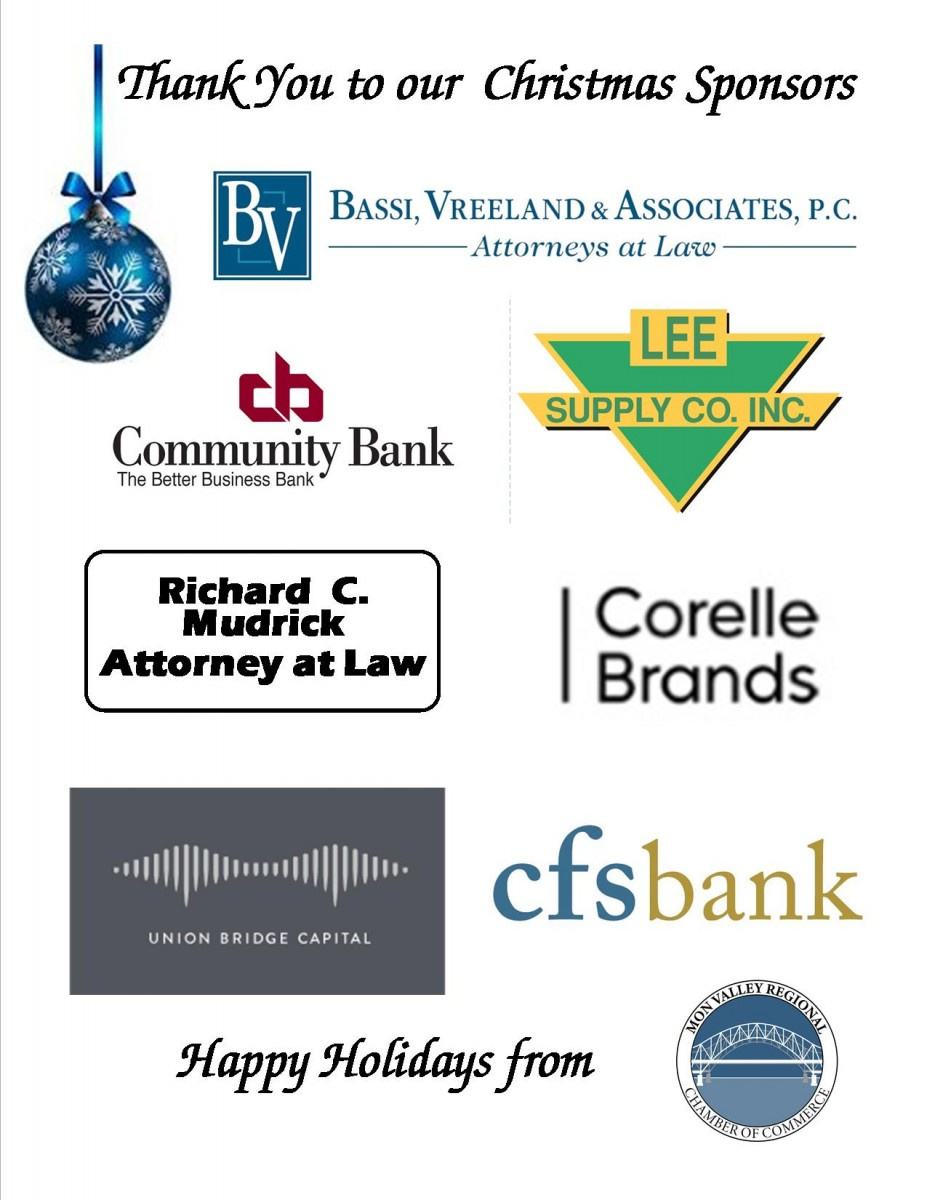 Christmas Party Sponsors
