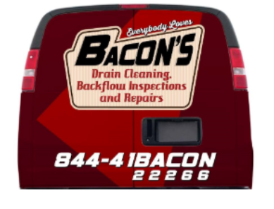 Bacon's Drain Cleaning, Backflow Inspections & Repairs