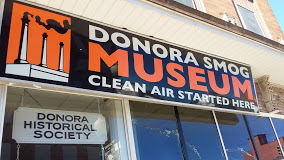 Donora Historical Society and Smog Museum